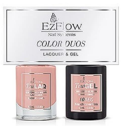 Ezflow Colour Duo French Cover Pink