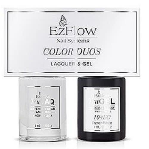 Ezflow Colour Duo French White