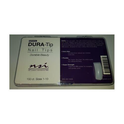 NSI Dura Natural Tip Box 150ct