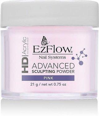 Ezflow HD Pink 0.75oz Acrylic Powder