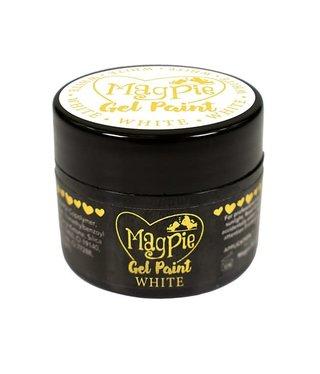 Magpie Magpie Gel Paint White PLUS