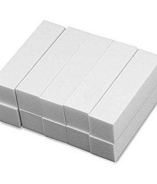 NSI White Block Buffer 10 pack