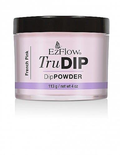Ezflow EzTruDIP Pink Powder 4oz
