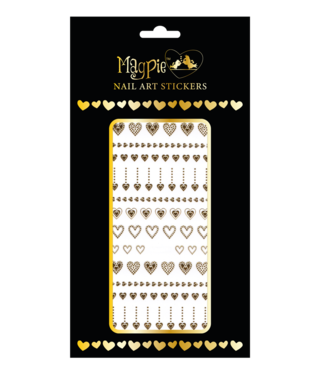 047 Gold stickers