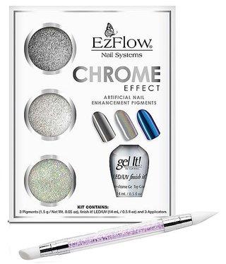 Ezflow Ezflow Chrome Effect Kit