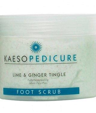 Kaeso Kaeso Lime & Ginger Foot Scrub 450ml