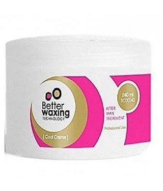 Better Wax Cool Creme After Wax 240ml