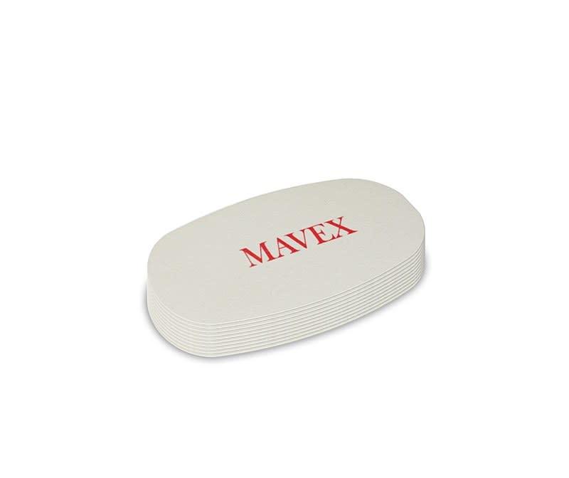 Mavex Mavex Calluspeeling File Replacement Pads 10pk