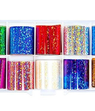 Nail Foil Box 12 10pk