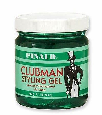 Clubman Clubman Styling Gel Jar 16oz