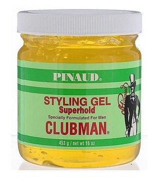 Clubman Clubman Super Hold Styling Gel 16oz