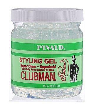 Clubman Clubman Super Clear Gel JAR 16oz