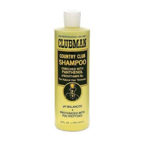 Clubman Clubman Country Club Shampoo 16floz