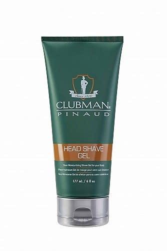 Clubman Clubman Head and Shave Gel 6floz