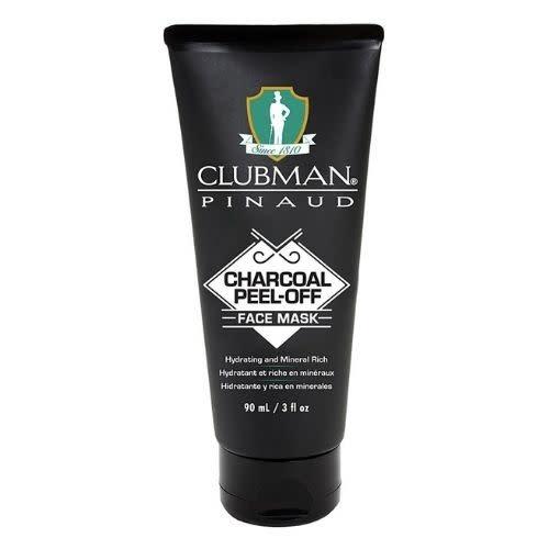 Clubman Clubman Charcoal Peel Off Mask 3floz