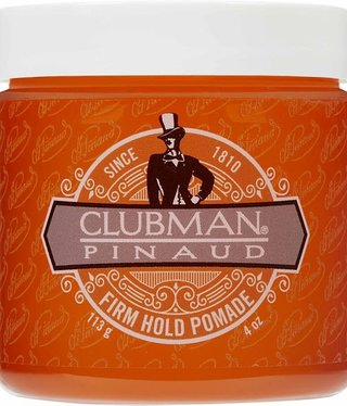 Clubman Clubman Firm Hold Pomade 4oz