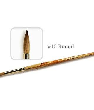 Medicool Round Kolinsky10 Acrylic brush