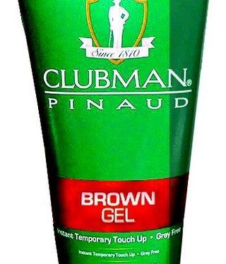 Clubman Clubman  Brown GEL 3floz