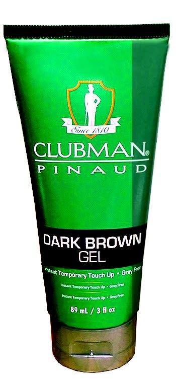Clubman Clubman Dark Brown GEL 3floz