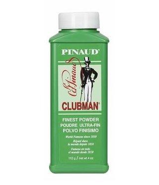 Clubman Clubman  Powder White 4oz
