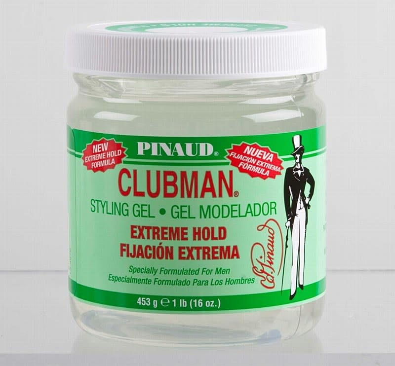 Clubman Extreme Hold Styling Gel 16oz