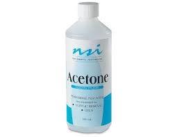 NSI Acetone 500ml