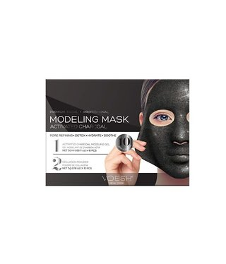 Voesh Voesh Mask Activated Charcoal