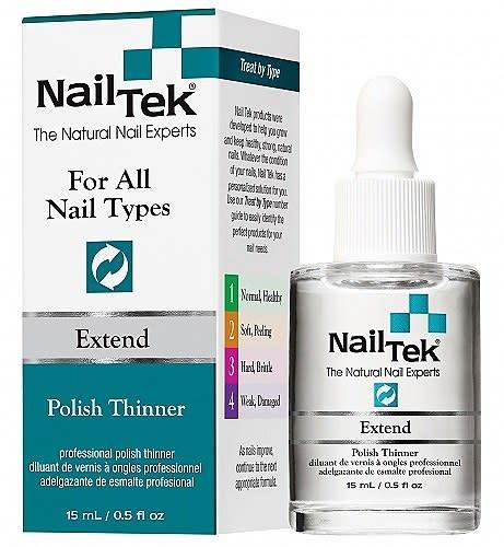 Nail Tek Extend Polish Thinner