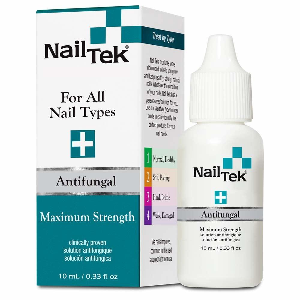 Nail Tek Anti Fungal Maximum Strength