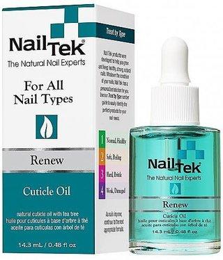 Nail Tek Renew Cuticle Oil .5oz