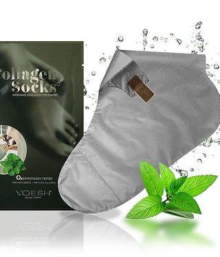 Voesh Voesh Collagen Socks Herb