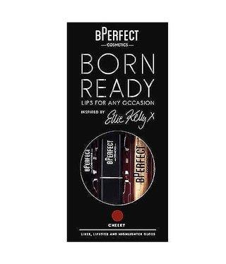 BPerfect Born Ready Lip Kit Cheeky