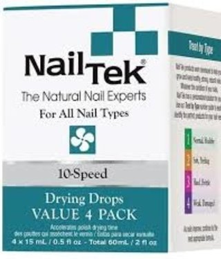 Nail Tek 10-Speed Pro Pack