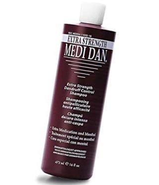 Clubman Medi Dan Dandruff Shampoo 8oz
