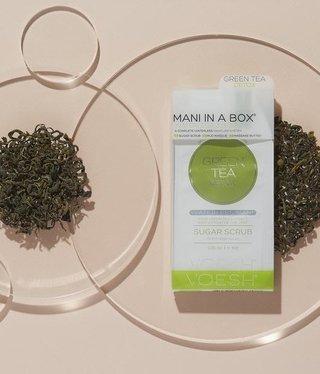 Voesh Voesh Mani in a box Green Tea
