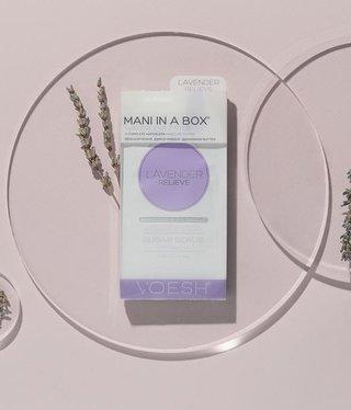 Voesh Voesh Mani in a box Lavender