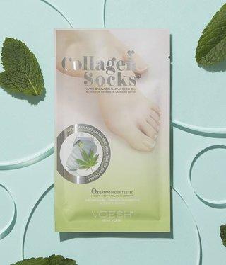 Voesh Voesh Collagen Socks Cannabis Seed Oil
