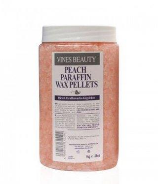 Peach Paraffin Wax Pellets 1kg