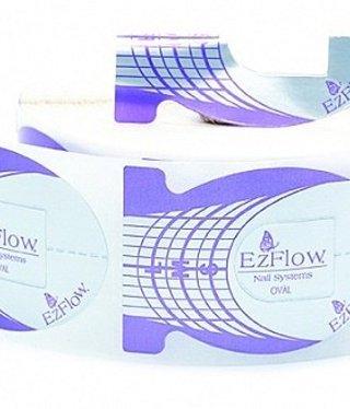 Ezflow Perfect C-Curve Forms Oval Purple