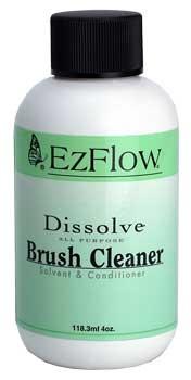 Ezflow Brush Cleaner EZF 4oz