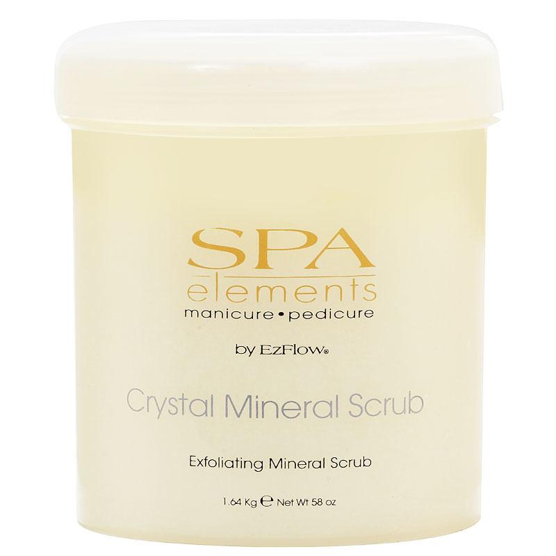 NSI Crystal Mineral Scrub 58oz
