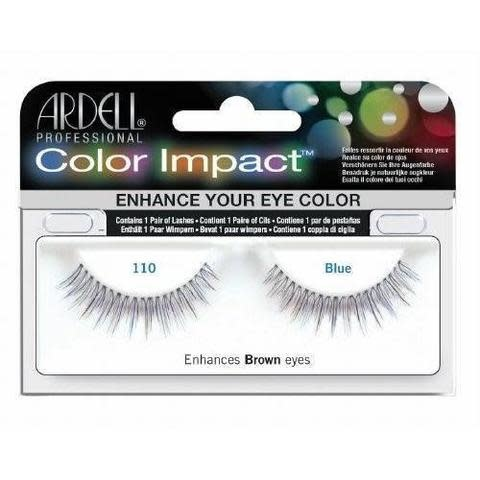 Ardell Ardell Color Impact Lash 110 Blue