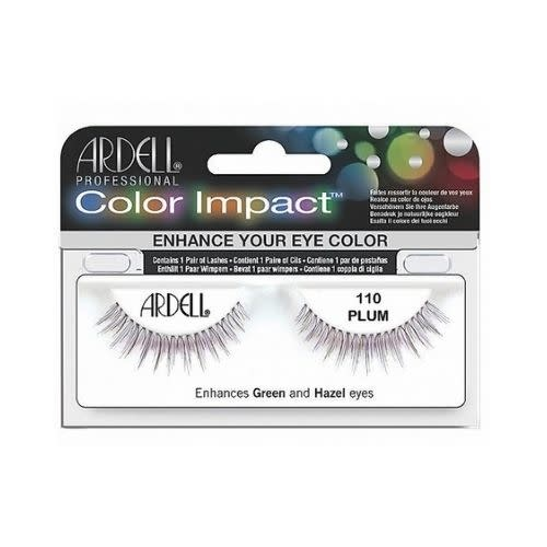 Ardell Ardell Color Impact Lash 110 Plum