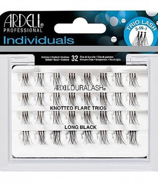 Ardell TRIO INDIVIDUALS LONG BLACK KNOTTED