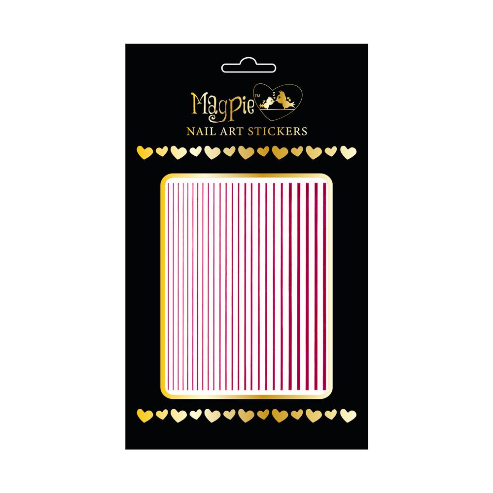 Magpie 084 Pink stickers