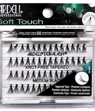 Ardell SOFT TOUCH KNOT-FREE MEDIUM BLACK