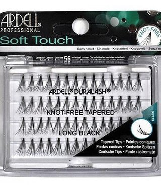 Ardell SOFT TOUCH KNOT-FREE LONG BLACK