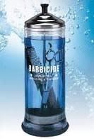 NSI Barbicide Large Manicure Jar