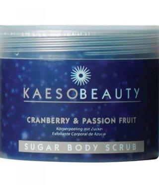 Kaeso Kaeso Cranberry & Passion Fruit Body Scrub