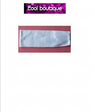 Tool Boutique Head Band White
